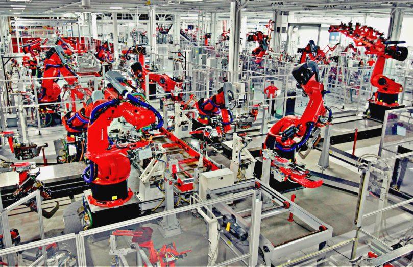 Гибкие высокоавтоматизированные производства сегодня.